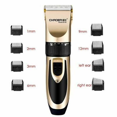 Ceramic Hair Trimmer For Men Electric Cutter Cutting Haircut For Barber