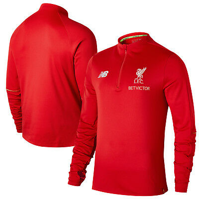 b571a26379eb0 NEW BALANCE LIVERPOOL FC Elite Official 2018- 2019 Soccer Training ...