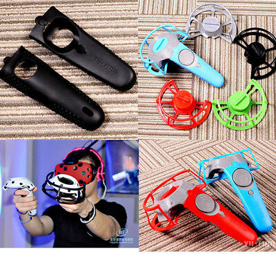 Silicone Case Shell Cover Collision Protection For Htc Vive Handle Controller