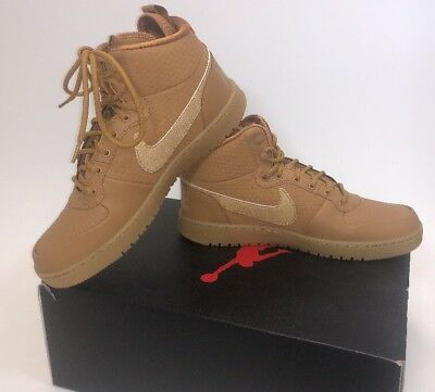 NIKE COURT BOROUGH Mid Winter Wheat AA0547-700 Men s Shoes Size 10.5 ... 685312595a