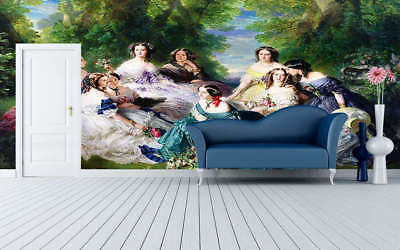 Century Beauty Photo 3D Full Wall Mural Photo Wallpaper Printing Home Kids Decor