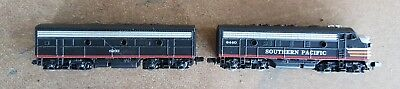 N scale Southern Pacific  locomotive set