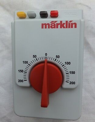 Marklin Controller Never used Z Gauge Railways no cables with it
