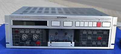 Studer A721 High-End Tapedeck Studer A 721 very rare neues Display + Cover