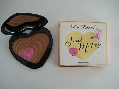 bronzer soul mates Too faced neuf