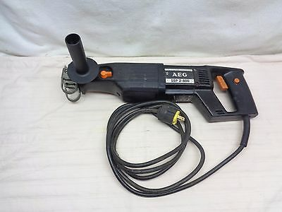 Rare Heavy Duty AEG Model SSP 2-800 Corded Reciprocating Saw Made in Germany