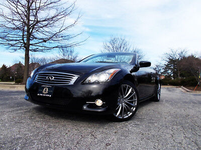 2011 Infiniti G37 S Convertible - Fully Loaded - No Reserve G37S Convertible - Heated/Cooled - Sport Edition - Nav - Bose - No Reserve