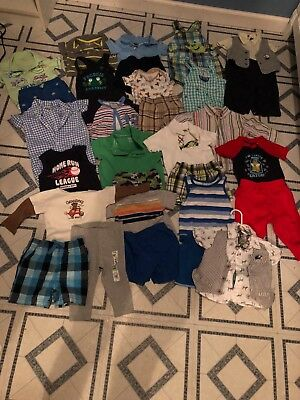 6-9 month baby boy clothes lot 67 pieces