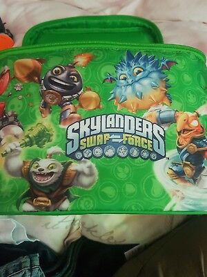 Skylanders Swap Force storage bag & SKYLANDERS SWAP FORCE storage bag - £3.00 | PicClick UK
