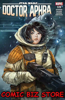 Star Wars Doctor Aphra #20 (2018) 1St Printing Bagged & Boarded Marvel Comics