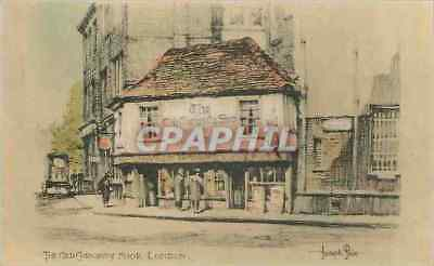 CPA London the old curiosity shop