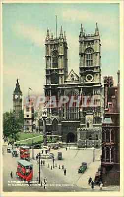CPA London westminster abbey st margarets church and big ben