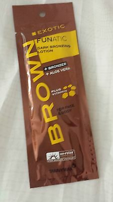 Sonnenkosmetik / Brown/ Exotic Funatic Dark Bronzing Lotion 15 ml   PORTA DE SOL