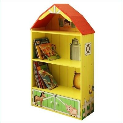 Fantasy Fields - Happy Farm Barn Bookshelf