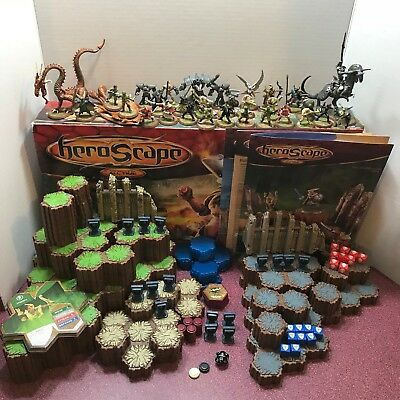 Heroscape Master Set Rise of the Valkyrie 1st Edition 2004 100% Complete