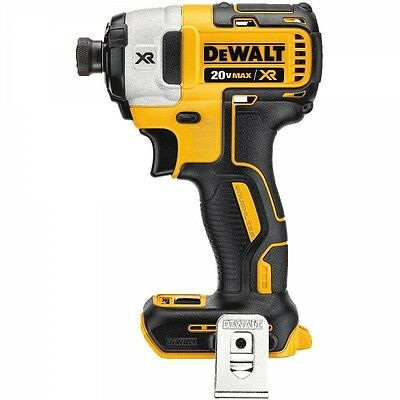 "New Dewalt 20V Max Lithium Ion 3 Speed XR Brushless 1/4"" Impact Driver # DCF887"
