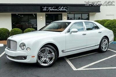 2011 Bentley Mulsanne  MSRP $327,750.00 LAUNCH SPECIFICATION PKG! ONLY 14K MILES! CLEAN CARFAX