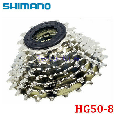 Shimano Sora Hg50 8 Speed Road Bike Cassette 13-26 Sporting Goods Bicycle Components & Parts