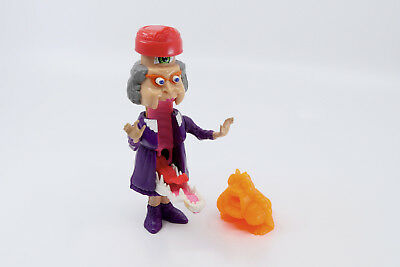 GRANNY GROSS & ECTO-1-GEIST Real Ghostbusters Kenner