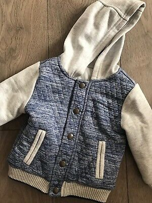 Baby Boys Toddler Hoody Jacket Age 12-18!Months Not Ted Baker
