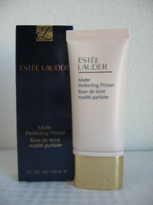 Estee Lauder MATTE Perfecting Primer Makeup Base Oil Free AUTHENTIC New in Box