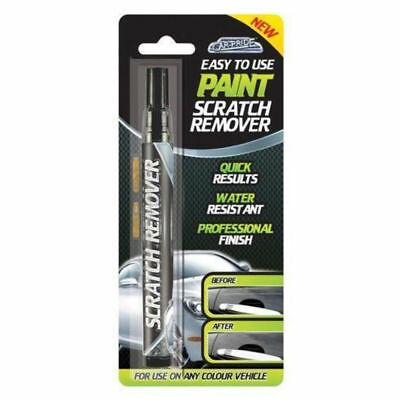 Easy To Use Car Bike Paint Scratch Remover Touch Up Pen Repair All Colour Fix It