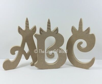 Wooden MDF Tiara Shape 20cm wide 18mm Free Standing
