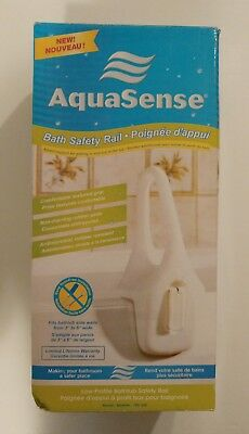AquaSense Bath Safety Rail High-Profile