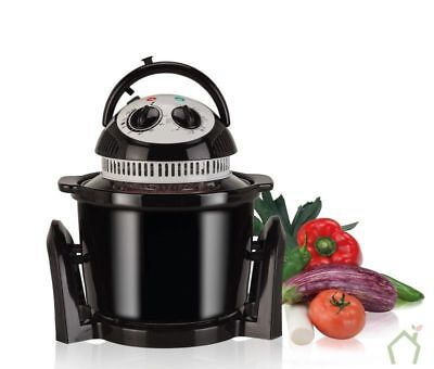 CociFacil 2-in-1 fryer from 65 ° to 250 ° Combination function fryer and oven