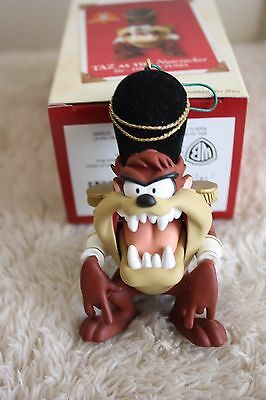 Hallmark Looney Tunes Taz as the Nutcracker 2003