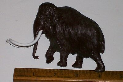 Vintage 1975 British Museum Woolly Mammoth Toy