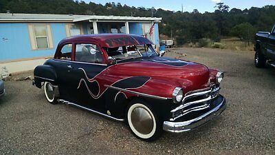 1950 Plymouth Other  1950 plymouth special deluxe custom