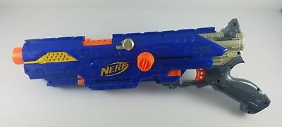 Nerf N-Strike LongStrike CS-6 Sniper Rifle Blaster Dart Gun NO Darts NO Barrel