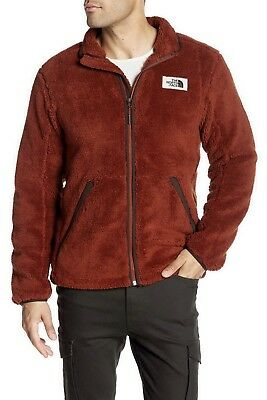 NWT THE NORTH Face Men s Campshire Zip Fleece Jacket 83fb72612
