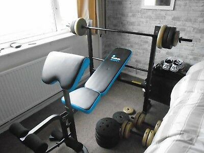 Workout Bench/Weight Bench