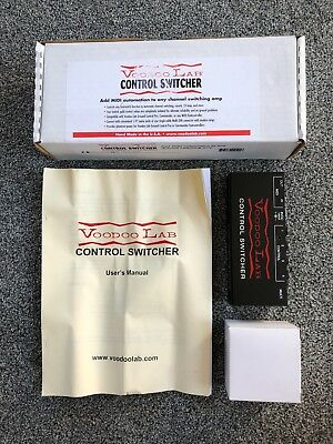 Voodoo Lab Control Switcher - Perfect Condition