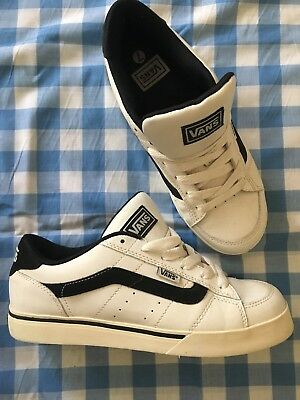 White vans Sneakers Size 7/8