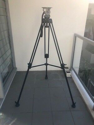 Miller DS-10 Tripod 75mm
