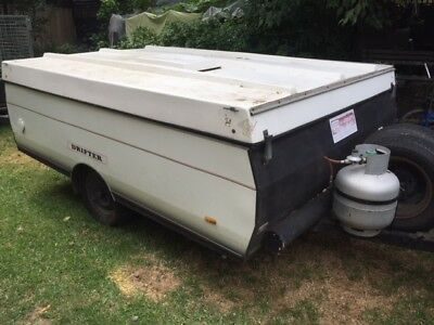 Pop top caravan trailer - Cub Drifter