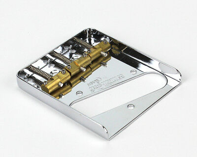 Wilkinson® Chrome TL Bridge for Telecaster®