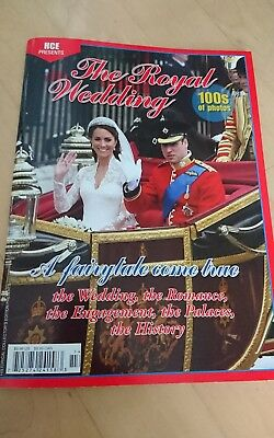 The Royal wedding William and Kate