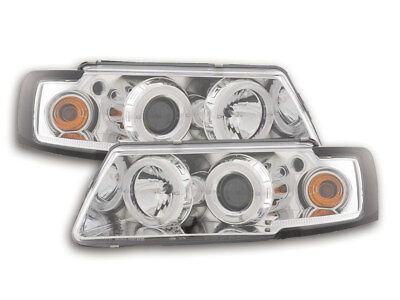 Scheinwerfer Angel Eyes VW Passat Typ 3B Bj. 97-00 chrom