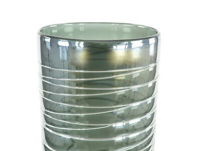 Design Vase Stripe 1, blau