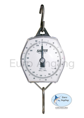 Salter 235-6S Specimen Suspended Dial Angling Scales - All Sizes