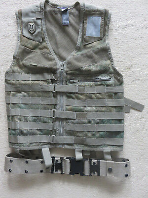 DYE Tactical Vest in Dyecamo - gebraucht