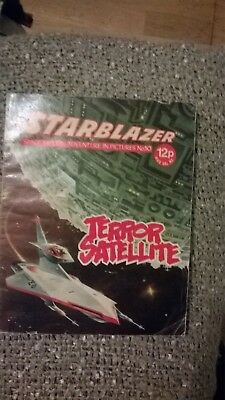 starblazer comic no 10