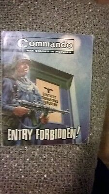 commando comic no 1493