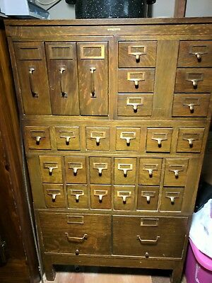 Globe-Wernicke 29 drawer file cabinet
