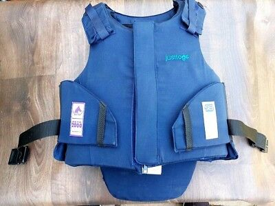 Just Togs 32 XL Horse Riding Body Protector Beta 2000 level 3
