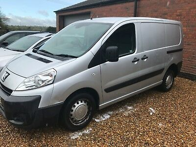 2008 08 Peugeot Expert Professional 2.0 Hdi Runs/drives Well Spares Or Repairs